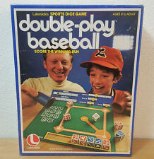 1979 Lakeside Double Play Baseball Dice Board Game New Old Stock Factory Sealed