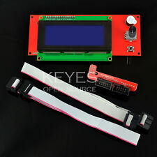 RAMPS1.4 LCD2004 intelligent Smart controller LCD 2004 For RepRap 3D printer