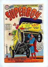 Superboy #126 - DC 1966 - Origin of Krypto with Extra Info - SILVER AGE - FN+