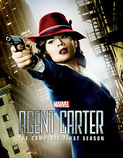 Agent Carter . The Complete Season 1 . Marvel . 2 Blu-ray . NEU . OVP