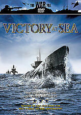 Warfile - Victory At Sea - The Fight Above And Below The Waves (DVD, 2010)