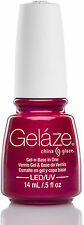 Gelaze by China Glaze Gel Color Polish 108 Degrees - 14 mL / 0.5 fl oz - 81817