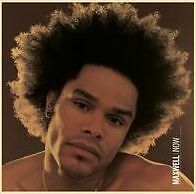 MAXWELL : NOW (CD) sealed