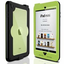 Green Waterproof Shookproof DirtProof Protective Case Cover for iPad Mini 1 2 3