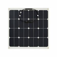 Renogy RNG-50DL 50W 12V Monocrystalline Lightweight Solar Panel MC4 Flexible