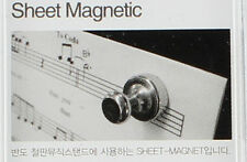 Sheet Music Stand holder magnetic, Score holder accessory