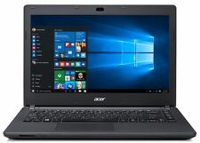 "Acer Aspire ES1-431 14"" Laptop (Celeron N3050 Dual Core, 2GB, 500GB, Windows 10)"