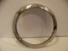 1948 PLYMOUTH SPECIAL PASSENGER HEAD LIGHT RING OEM