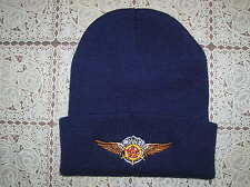 07's series China PLA Navy Liaoning No. Aircraft Carrier Winter Knitted Hat,B