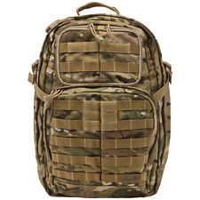 5.11 Army Go Bag Rush 24 Tactical Backpack Combat MOLLE Pack 34L MultiCam Camo