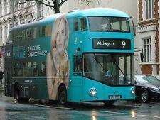 New bus for London - Borismaster LTZ1159 London United 6x4 Quality Bus Photo