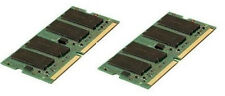 2x 512MB 1GB SDRAM PC133 SODIMM IBM FRU 19K4656 19K4657