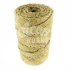 1 x 10m SPARKLING GOLD CHUNKY CHRISTMAS BAKERS TWINE, XMAS BUTCHERS BAKERS 4mm