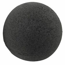 3 - 6 oz Black Bath Bomb Lush Jojoba Shea Butter & Healing Clay Bath Bomb