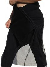 Scarf or Hip warmer Hip cape Skirt wrap Pants coupling on wider Fabric belt