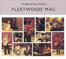 THE BEST OF PETER GREEN'S FLEETWOOD MAC [COLUMBIA] [USED CD]