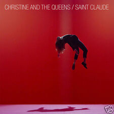 "CHRISTINE AND THE QUEENS, SAINT CLAUDE LIMITED 10"" EP RED VINYL (NEW)"