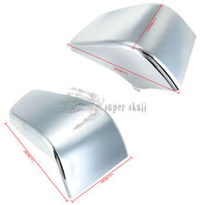 For Honda Shadow ACE 750 VT750 C D VT400 1997-2003 Battery Side Covers Chrome