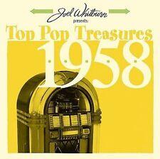Joel Whitburn Presents: Top Pop Treasures 1958 2008 by Various Artist