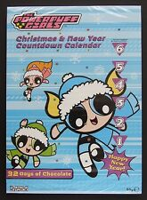 The Powerpuff Girls: 2002 Advent Calendar (unused)