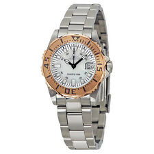 Invicta Pro Diver Mother of Pearl Stainless Steel Ladies Watch 17382