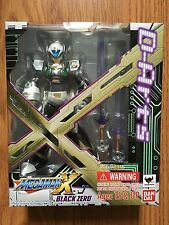 "2012 Bandai D-Arts ""Megaman X "" Black Zero - Japan Tamashii Nations MIB Mega Man"