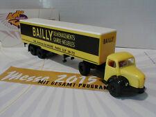 """Brekina 85408-Berliet TLR 8 remolcarse muebles transportador """"Bailly"""" 1:87"""