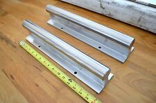 "NEW (2) 16"" Thomson SRA-24 Linear Bearing Shaft Supported Rails 1-1/2"" dia. -THK"