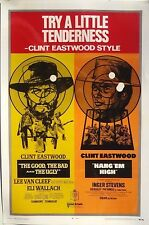 Clint Eastwood HANG' EM HIGH THE GOOD TEH BAD LOBBY CARD MOVIE POSTER 10X15
