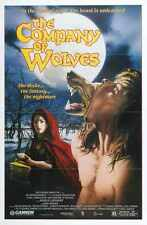 Company Of Wolves Poster 05 A3 Box Canvas Print