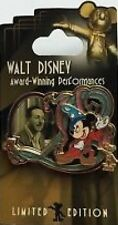 Disney Pin: Award Winning Performance Outstanding Sound in Motion Pictures (LE)