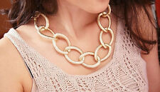New Jewelry Statement necklace chain cord chunky choker necklace big chain neckl