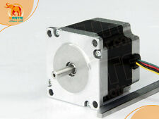 Wantai Nema23 Stepper Motor Single 8MM Shaft 270oz-in 78mm 3A  Grind  Mill print