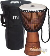 "Meinl 12"" Professional African Rope Tuned Djembe"
