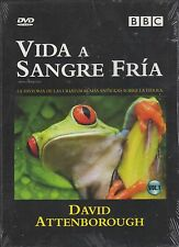 DVD - Vida A Sangre Fria NEW Life In Cold Blood DVD's FAST SHIPPING!