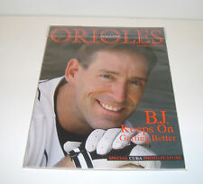Baltimore Orioles Magazine 1999, Second Edition * Special Cuba Photo Feature!