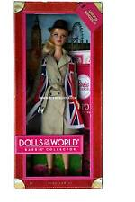 Barbie Passport Dolls of The World United Kingdom