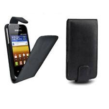 Handy Tasche Case Etui Flip für Samsung Galaxy Y GT-S5360 / Handytasche Hülle