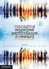 NEW Managing Employee Performance and Reward by John Shields Paperback Book (Eng