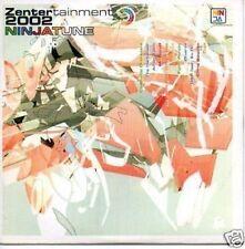 (840V) Zentertainment 2002 - DJ CD