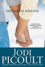 Diecinueve Minutos by Jodi Picoult (2009, Paperback)