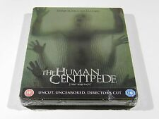 The Human Centipede Blu-ray Steelbook [UK] OOS/OOP ULTRA RARE