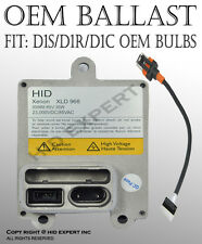 "Stock Replacement HID Ballast x1 pcs Direct Fit:""D1S Bulbs"" FAST SHIPPING"