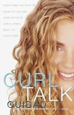 Ouidad - Curl Talk (2002) - Used - Trade Paper (Paperback)