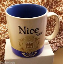 Starbucks Coffee 3-mug lot Nice, Rhodes, Mykonos mugs **Xmas Offer!!**