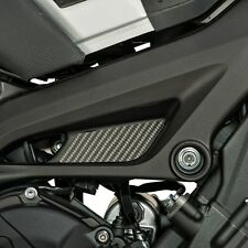 YAMAHA CARBON FIBER FRAME SIDE COVERS - FITS 2014 & 2015 FZ-09 & 2015 FJ-09 -NEW