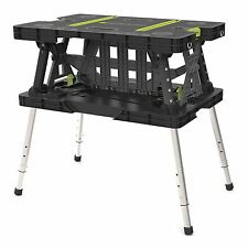Folding Work Table EX Work bench tables portable carpentry construction 828440AB