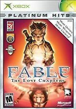 Fable: The Lost Chapters (Platinum Hits) (Microsoft Xbox, 2005) BRAND NEW SEALED