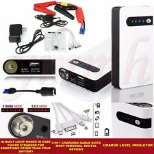 New US Minimax 20000mAh Car Jump Starter Battery Charger Power Bank Booster Boat
