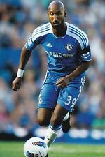 Football Photo NICOLAS ANELKA Chelsea 2011-12